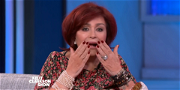 Sharon Osbourne On New Face Lift, 'I Can Hardly Feel My Mouth Now'