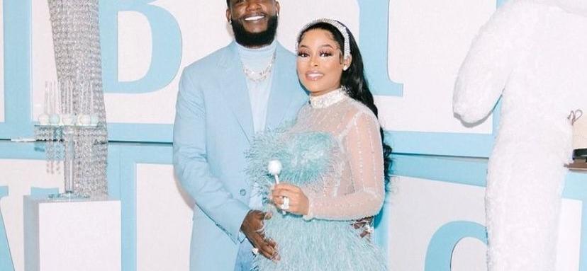 Gucci Mane And Keyshia Ka'oir Welcome Their First Child Together