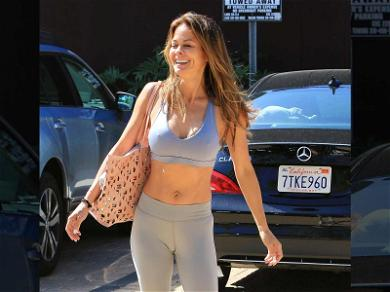 Brooke Burke Is Hot and Very Happy With Single Life