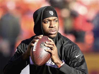 NFL Star Robert Griffin III Sued By His Former Sports Agent