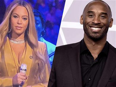 Beyoncé Opens Kobe Bryant Memorial, Brings Vanessa To Tears
