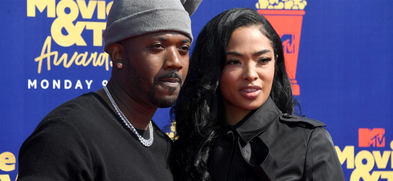 Ray J's Wife Princess Love Files For Divorce