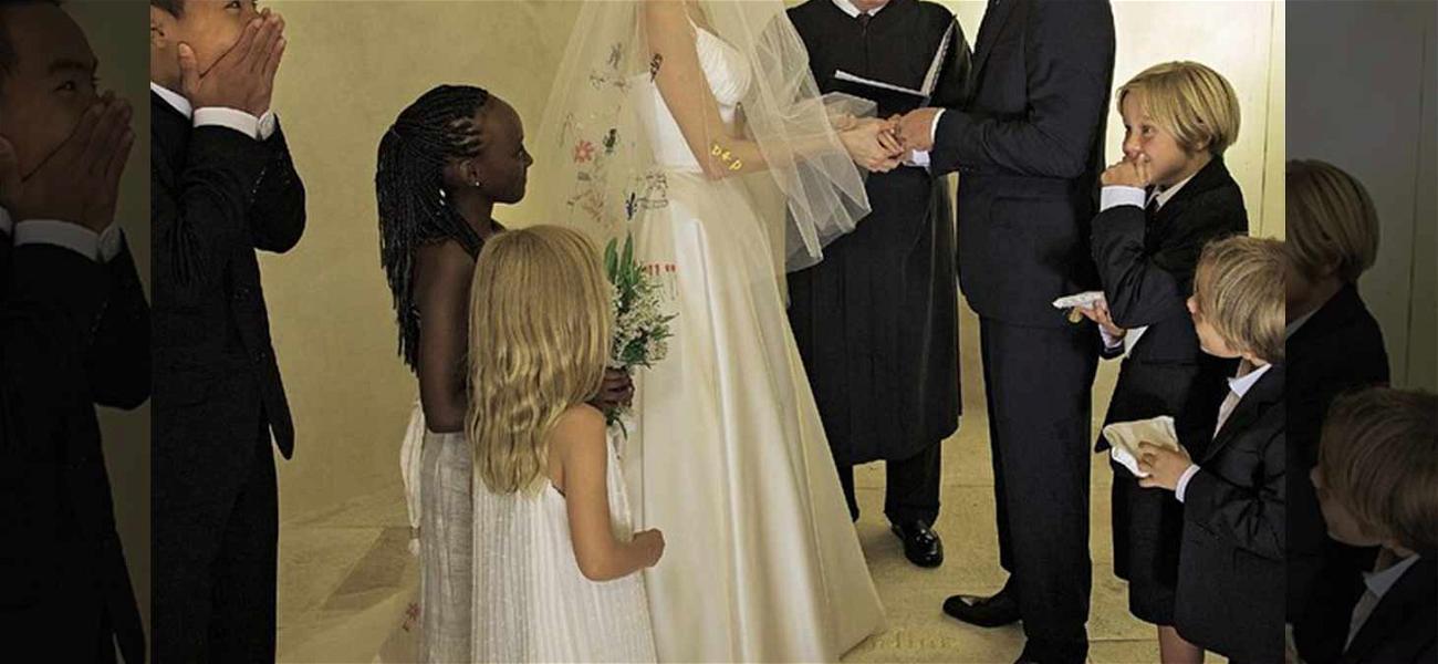 Brad Pitt & Angelina Jolie's Divorce: Custody Trial Judge Actually Officiated the Stars' Wedding