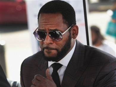 R. Kelly Accused Of Plotting To Blackmail Alleged Victims, Threatened To Hurt Their Families