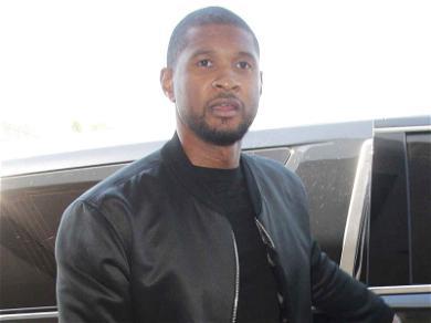 Usher's Male Herpes Accuser Demands Singer Turn Over Medical Records