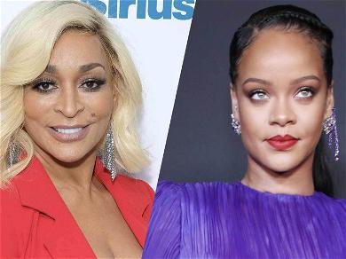 Rihanna Drops In On 'RHOP' Star Karen Huger's Instagram Live