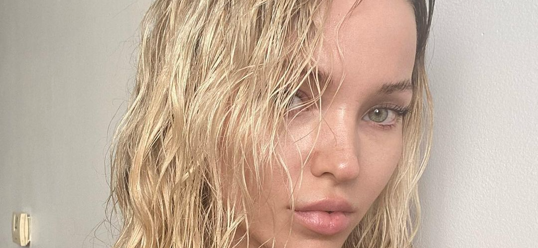 Dove Cameron Shows Off Unreal Body In Barely There Bralette