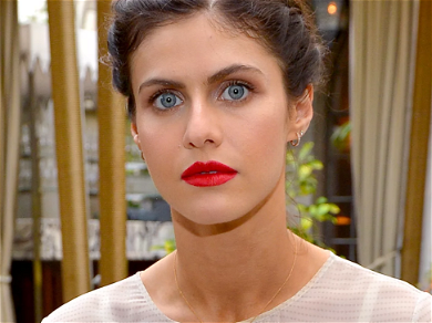 Alexandra Daddario Worries Fans Slumped In Sweats On Couch With Rambling Post