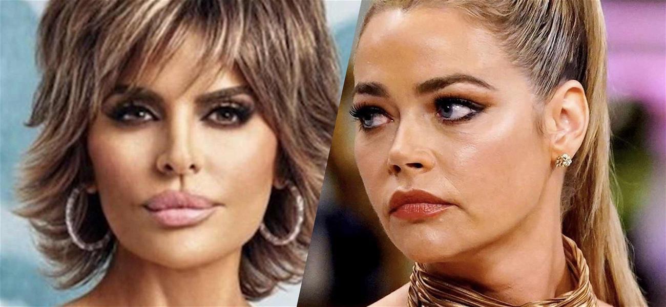 'RHOBH' Star Lisa Rinna Mocks Denise Richards With Hurtful Jab After 'Hookers' Scandal