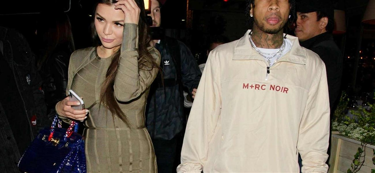 Tyga Goes on Date With Mystery Girl After Double Tapping Iggy Azalea's Hot Pics AGAIN!