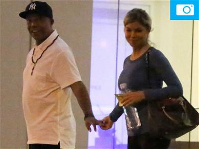 Russell Simmons Shows Off Hot New Girlfriend for the First Time
