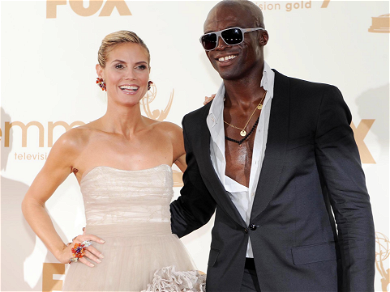 Heidi Klum At WAR With Ex-Husband, Seal, Over Taking Kids To Germany For 'Next Top Model'