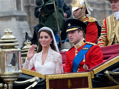 Prince William & Kate Middleton Share Romantic Pics Ahead of 10-Year Wedding Anniversary
