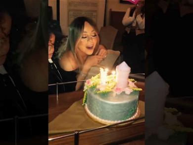 Mariah Carey Spends Birthday at Diva Disney Spot