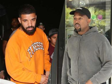 Kanye West Apologizes to Drake, Says He Had Nothing to Do With Outing His Secret Child