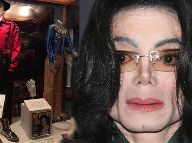 Autry Museum Considering Pulling Michael Jackson Exhibit Featuring His Cowboy Gear