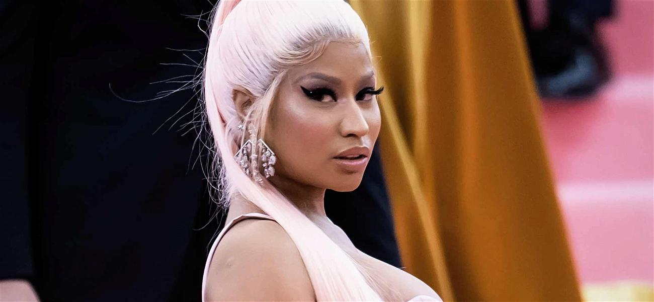 Nicki Minaj Slapped With Paparazzi Lawsuit Over Instagram Posts