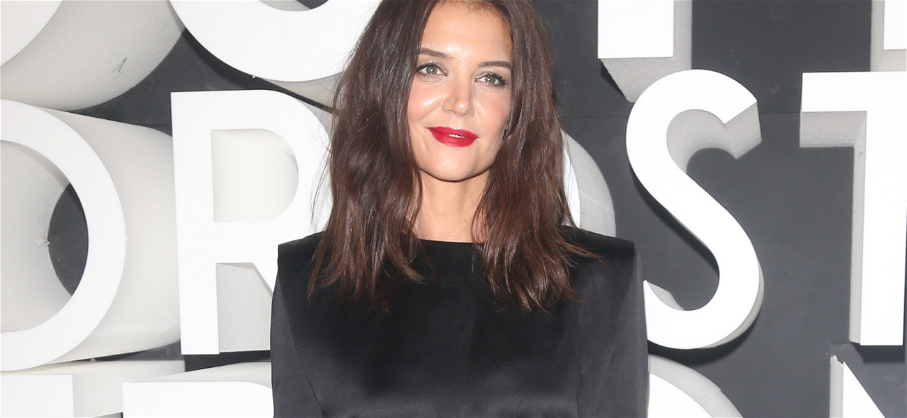 Katie Holmes Transforms Into Sexy Siren Hours After Jamie Foxx Is Spotted With New Girl