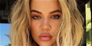Khloe Kardashian 'Unrecognizable' On Beach With Suspected Baby Bump