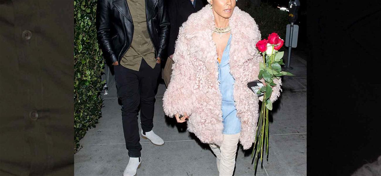 Jada Pinkett Smith Gives Duane Martin Support During Divorce