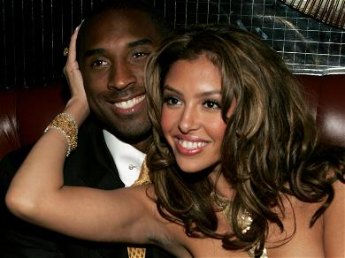 Kobe Bryant's Wife, Vanessa, Recently Shared The Cute Photo Of The Day They Met