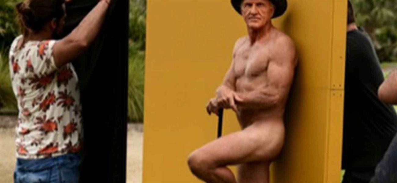 63-Year-Old Greg Norman Gets Naked and Goes Long for ESPN's 'Body' Issue