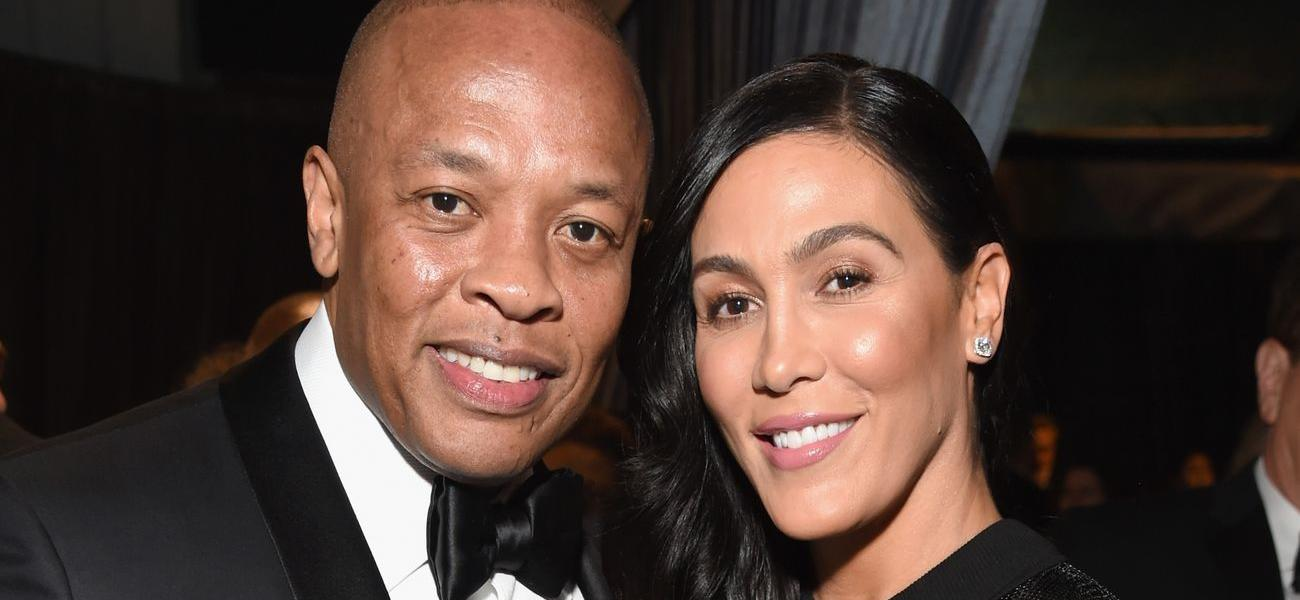 Dr. Dre's Spotted With Alleged Mistress In Recording Studio Amid Divorce Battle