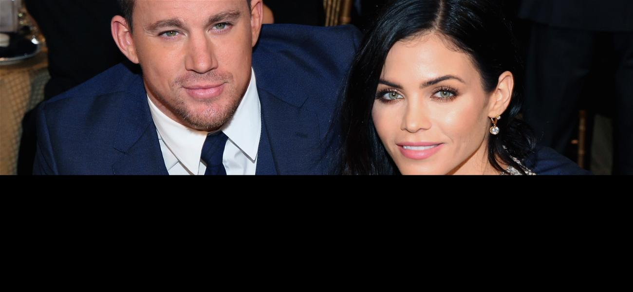Channing Tatum and Jenna Dewan Close To Settling Their Divorce After She Announces Pregnancy