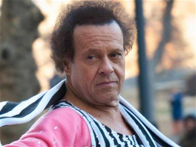 Richard Simmons Hit With Delay in P.I. Legal Battle Over Alleged Illegal GPS Tracking