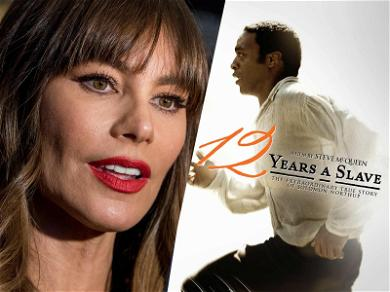 Sofia Vergara's Ex Compares Embryo Battle to Slavery, Likens His Case to '12 Years a Slave'