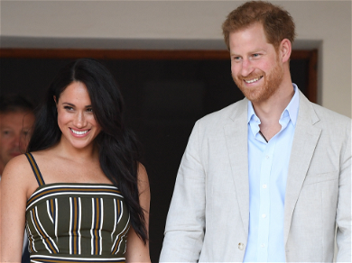 Meghan Markle Fuels Pregnancy Rumors After Re-Wearing ANOTHER Maternity Dress