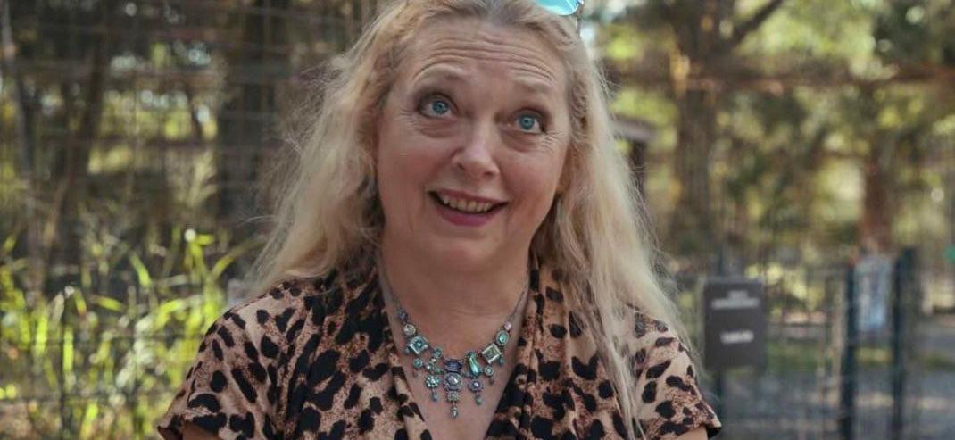 Carole BaskinThankful Joe Exotic Didn't Get A Pardon