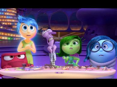Children's Book Author Sues Disney and Pixar for Allegedly Stealing the Idea for 'Inside Out'