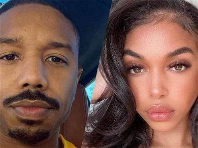 Lori Harvey Drools Over Boyfriend Michael B. Jordan On Private Plane Date