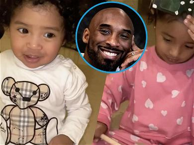 Vanessa Bryant Shares Sweet Video Of Daughters Marking First Easter Without Kobe