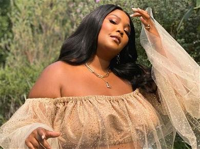 Lizzo Explains Why Talking To Her Stomach Helps Herself Feel Good