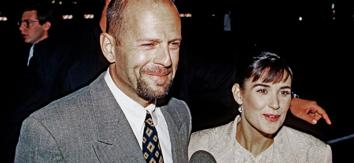 Demi MooreReminisces On Wrecked Marriage To Bruce Willis