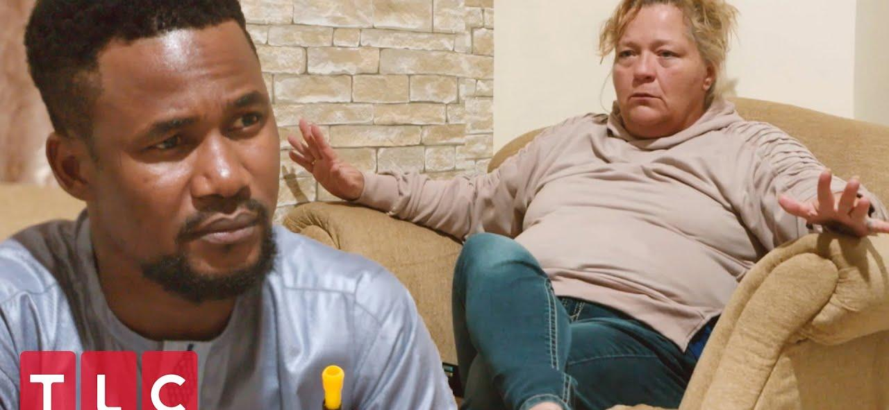 Petition Still Calls For TLC To Remove '90 Day Fiance''s Lisa After Calling Husband Usman The N-Word