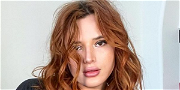 Bella Thorne Transforms Into Blonde Beauty For Versace Mansion Photoshoot
