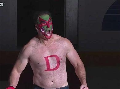 Patrick Warburton Brings 'Seinfeld's' Puddy Back to Support New Jersey Devils