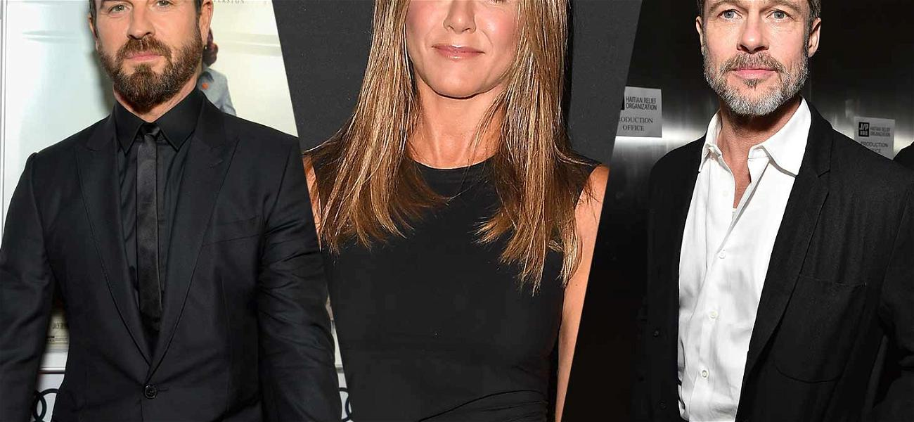 Jennifer Aniston Says Marriages to Brad Pitt & Justin Theroux Were Successful