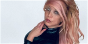 Britney Spears Is Catwoman In Leather With High Heels Energy