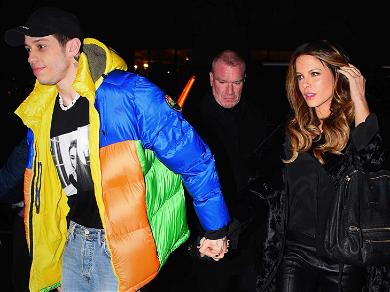 Pete Davidson Still Going Strong with Kate Beckinsale