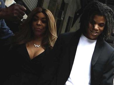 Wendy Williams Steps Out With Her Son After His Arrest for Allegedly Punching His Dad