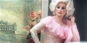 Dolly Parton Is Drop-Dead Gorgeous In Glamour Shot Showing Off Her Huge Blonde Curls!