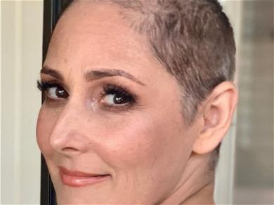 Ricki Lake Reveals She Was Suicidal Over Debilitating Hair Loss Issues