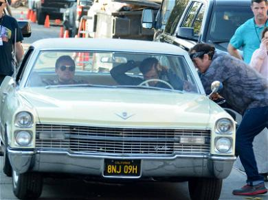 Quentin Tarantino Creates Parking Nightmare in Hollywood During Manson Movie Filming