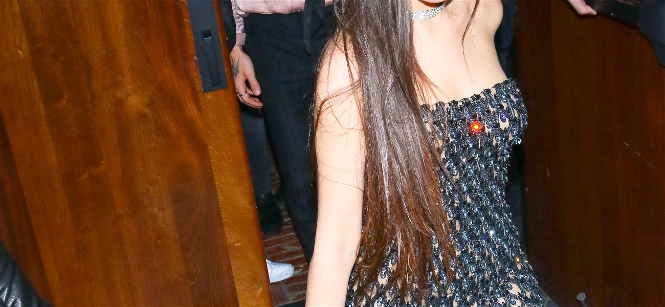 Camila Cabello Wows Shawn Mendes In Risqué Dress At Grammys After-Party; See Them Rock Out!