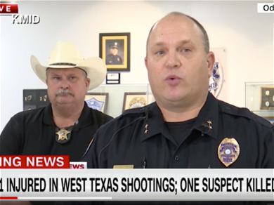 Texas Mass Shooting Leaves 5 People Dead, At Least 21 Injured