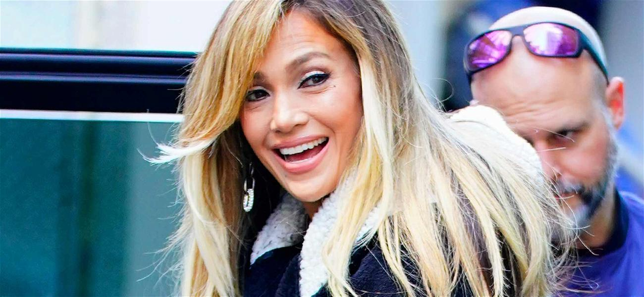 Jennifer Lopez Settles Lawsuit with Photographer Over IG Story Post